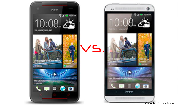 HTC Butterfly S vs. HTC One - битва за титул флагмана