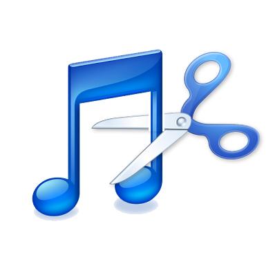 Для обрезки музыки звонка программа