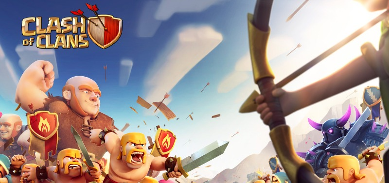 Clash of Clans для андроид