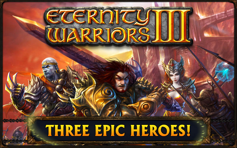 Eternity Warriors 3 обзор