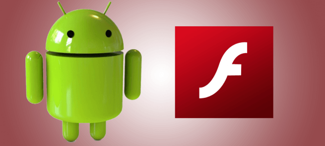 Flash Player на Android