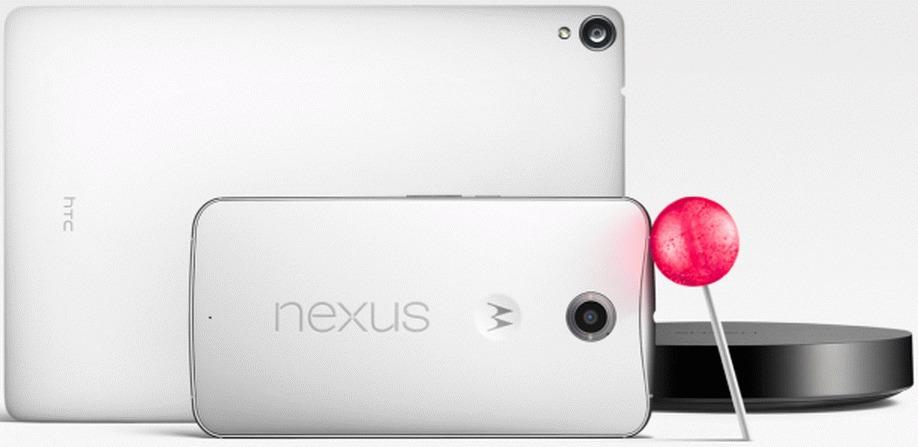 Nexus Family - Google