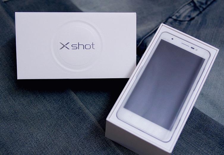Стильный смартфон Vivo Xshot