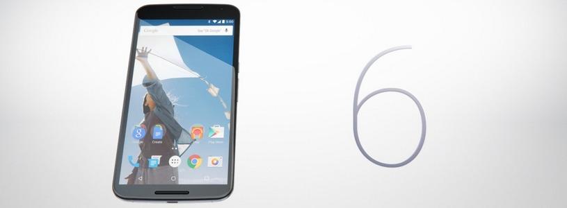 Отключение шифрования данных Nexus 6, доступных с Android Lollipop