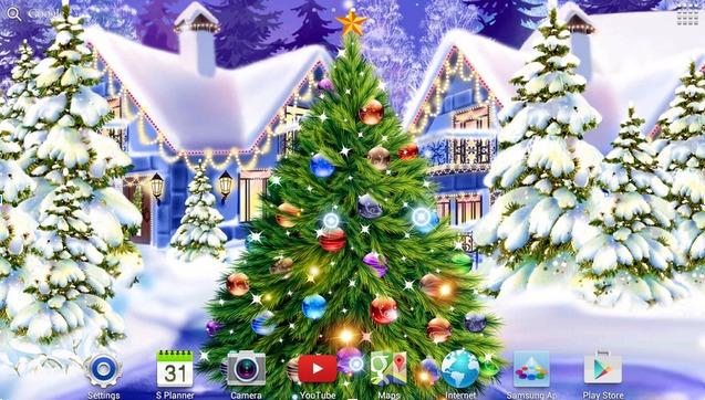 Волшебство праздника в твоем смартфоне