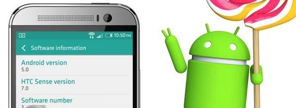 Новый апдейт на смартфон Sence 6