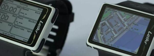 Современные модульные смарт - часы