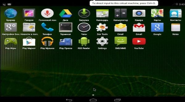 Android на ПК