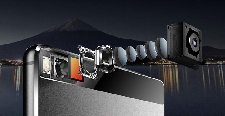 камера 13 мpx Huawei P8 Lite