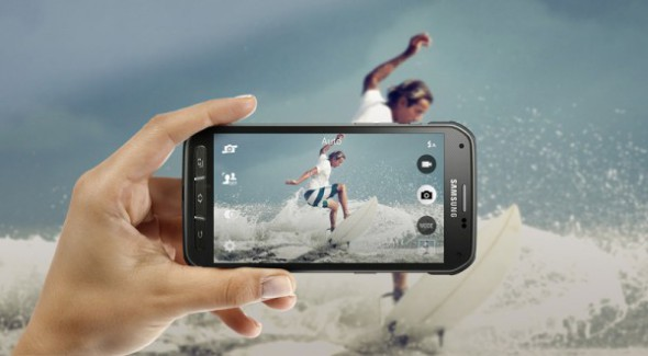 Galaxy s6 active камера