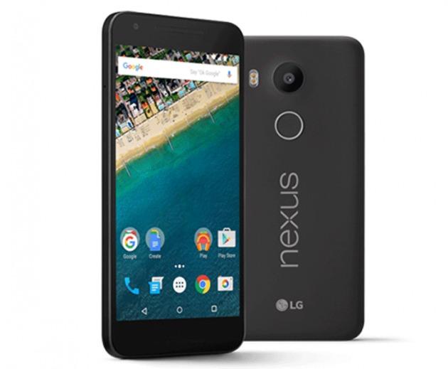 Новые подробности о Nexus 5X