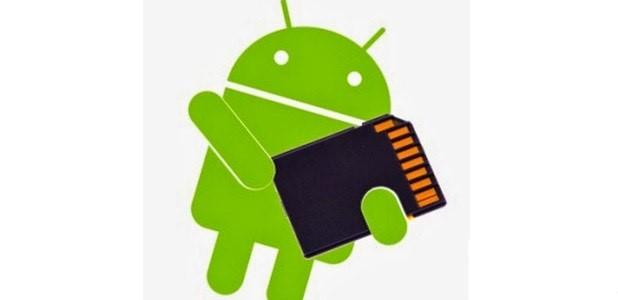 Андроид память
