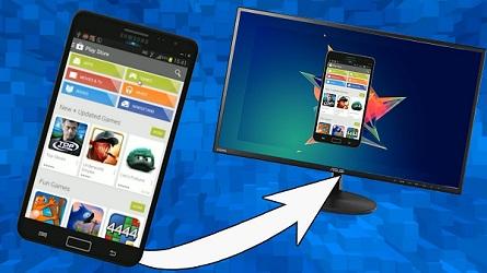 Управление Андроид устройством через компьютер