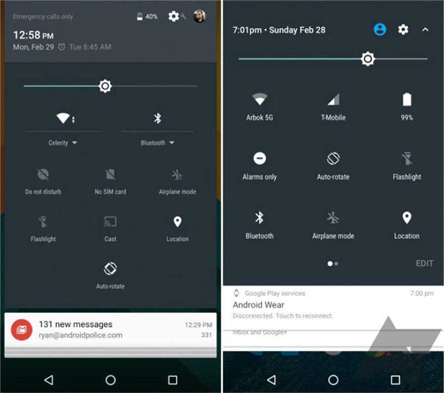 Обзор и обновление Android 7 (Android Nougat)