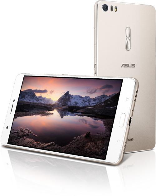 Подробности о Asus ZenFone 3 Deluxe и ZenFone 3 Ultra
