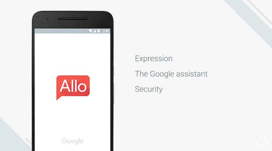 Новый мессенджер от Google – Google Allo