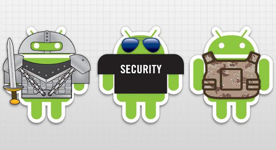 Защита телефона и данных на OS Android