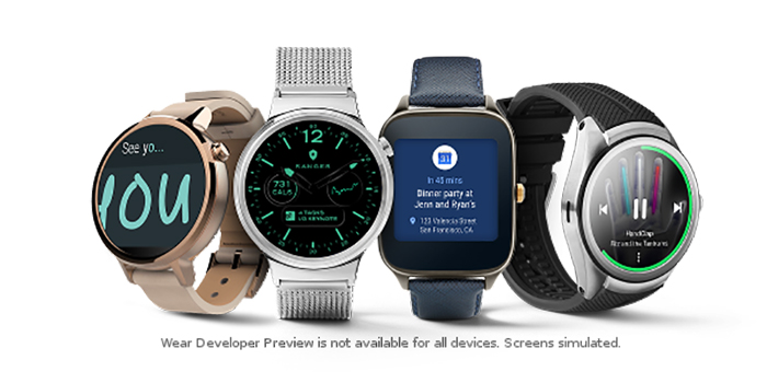 Android 7 N Preview 3 и Android Wear 2.0 Preview