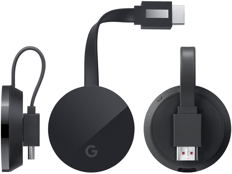 Новый Google Chromecast Ultra - что нового?