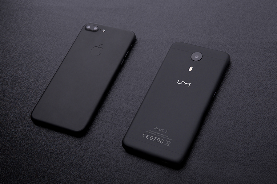 Встречайте Onyx Black UMi Plus E