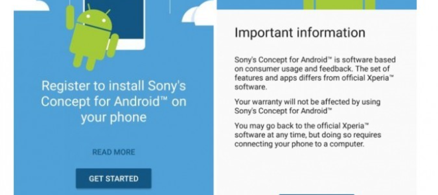 android 7 sony xperia x