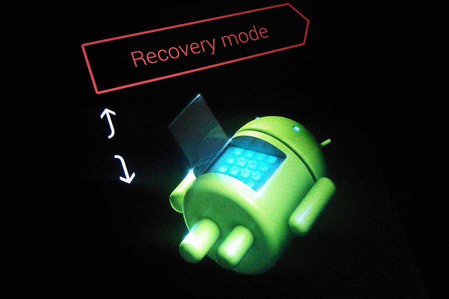 Заводские настройки Андроид или сброс настроек