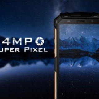 Aermoo M1 — очередной защищённый смартфон?