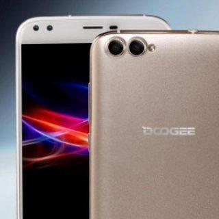 Doogee X30 открывает эру 4-камерных смартфонов
