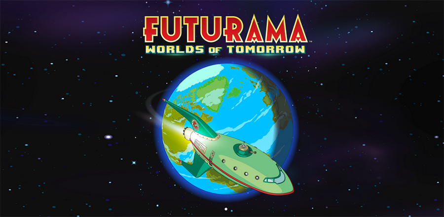 Futurama: World of tomorrow