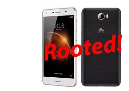 Как Получить Root Права На Huawei Y5 Ii Lte Cun-L21 ⋆ Androidmir org