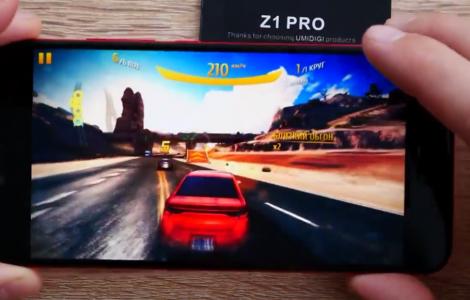 Игры на UMIDIGI Z1 Pro
