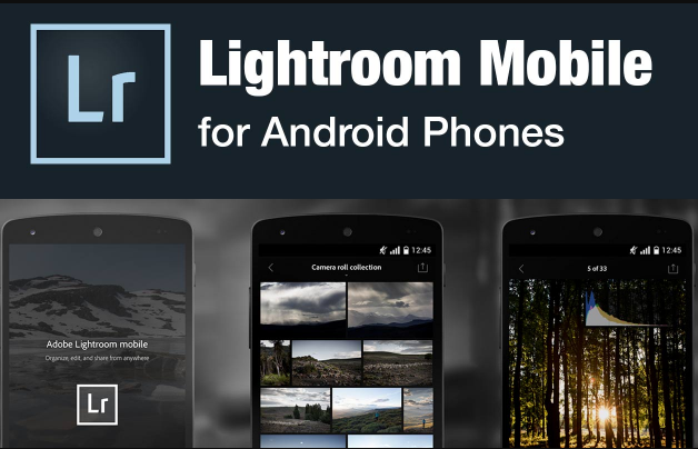 Lightroom Mobile для Android