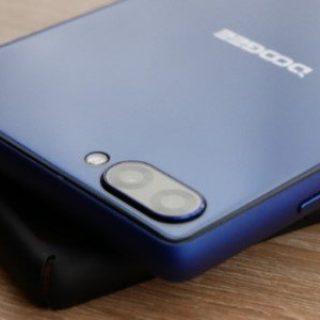 Doogee Mix — подробный обзор безрамочного смартфона