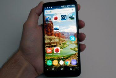 Обзор HomTom S8 — реплика Galaxy S8?