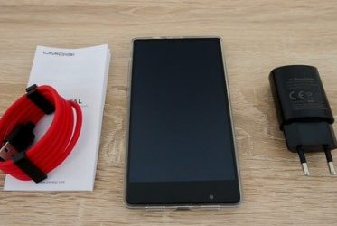 Umidigi Crystal — подробный обзор безрамочного смартфона