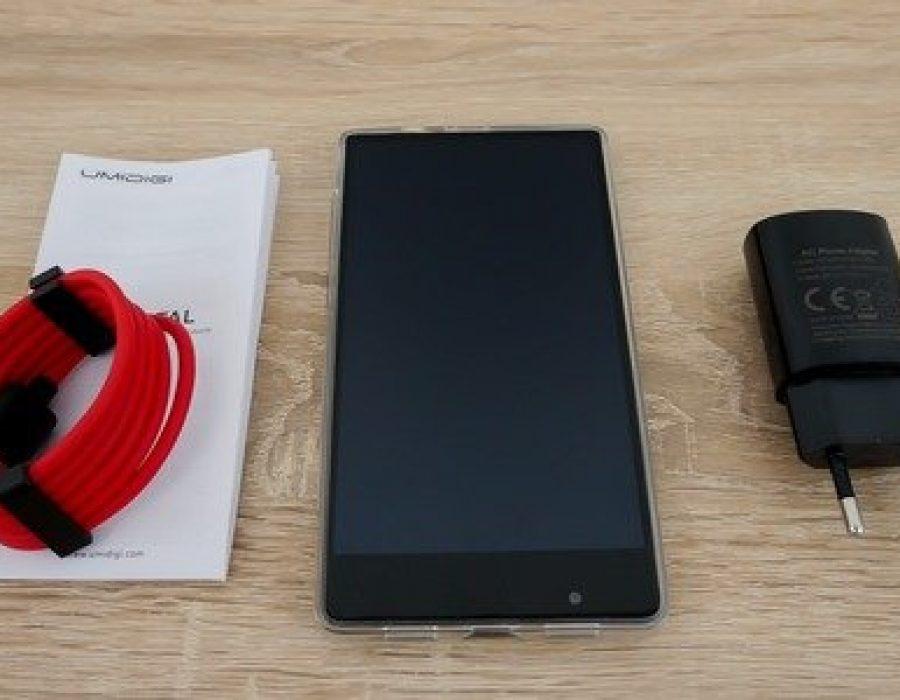 Umidigi Crystal — обзор безрамочного смартфона