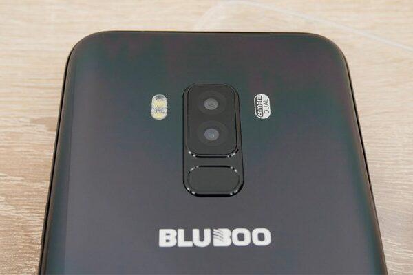 задняя панель Bluboo S8