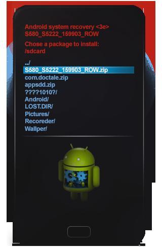 как переустановить андроид