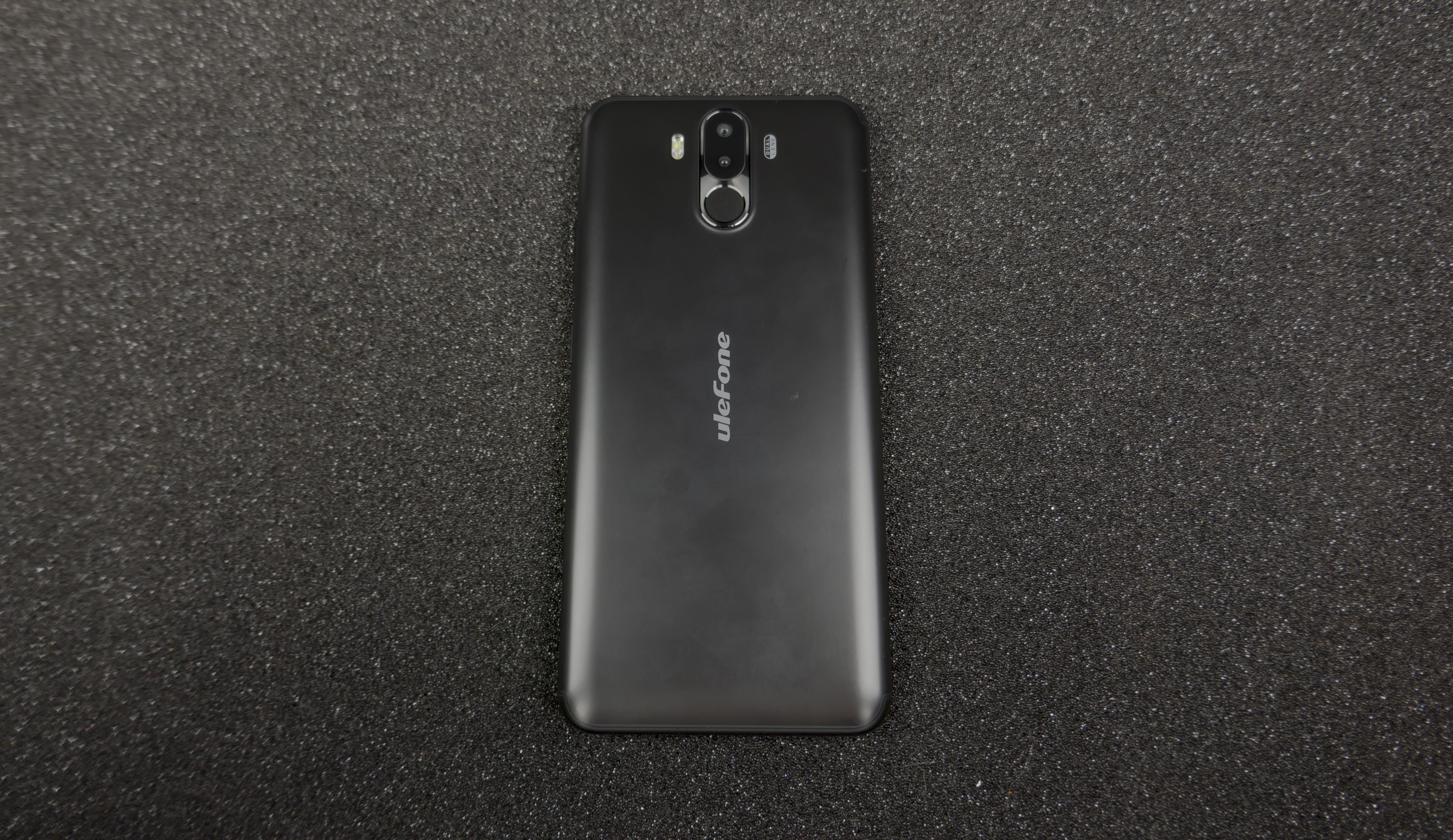 Задня панель Ulefone Power 3S