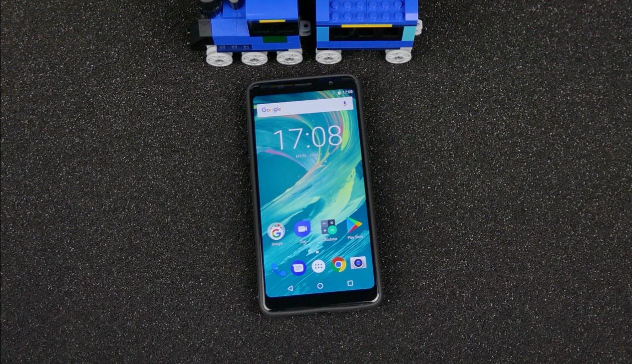 Bluboo S3 смартфон