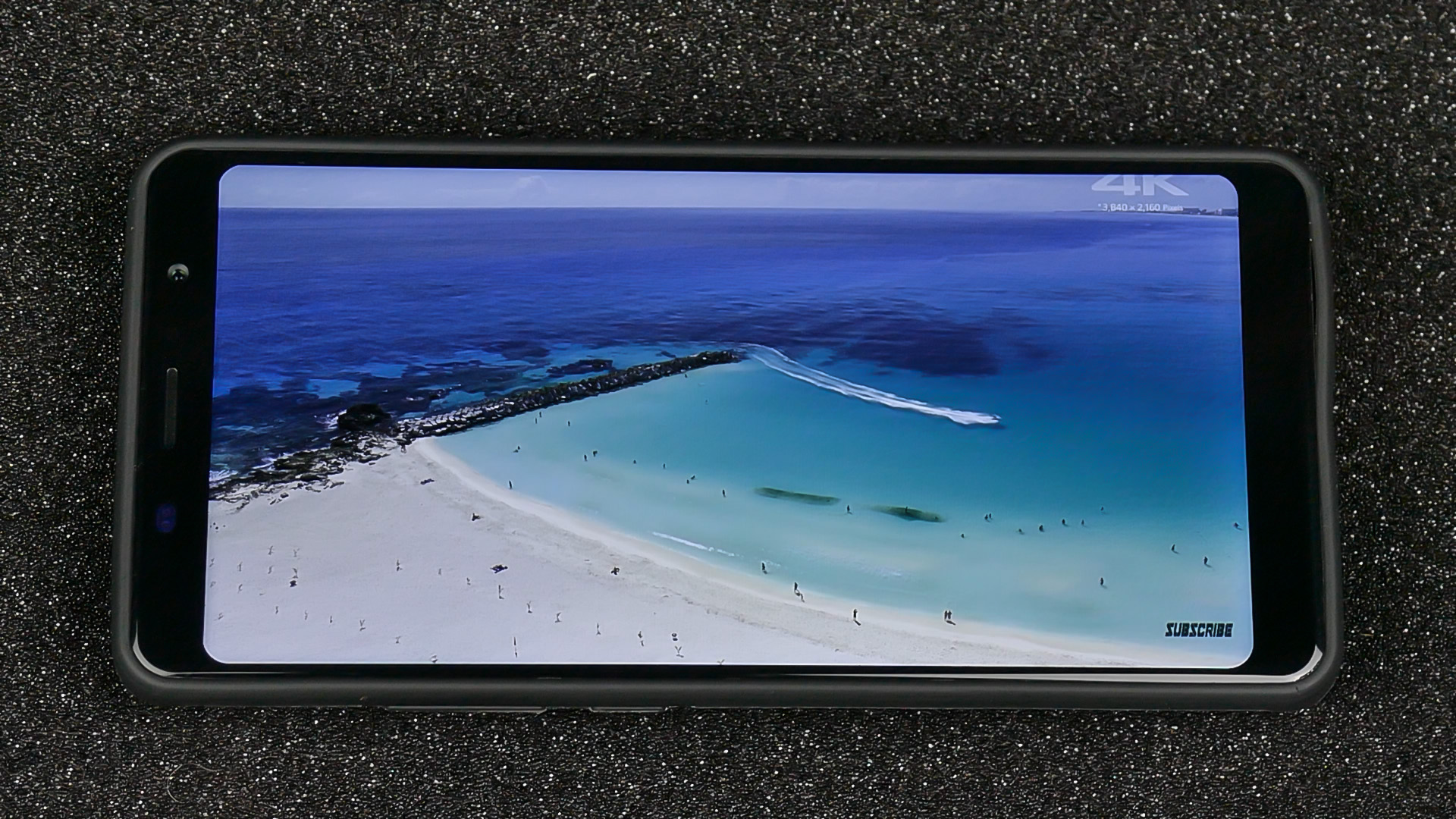 Экран Bluboo S3