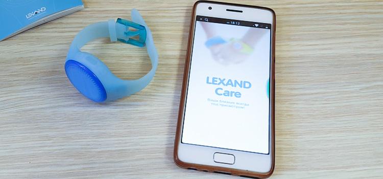 Приложение Lexand Care