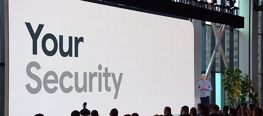Titan Security от Google