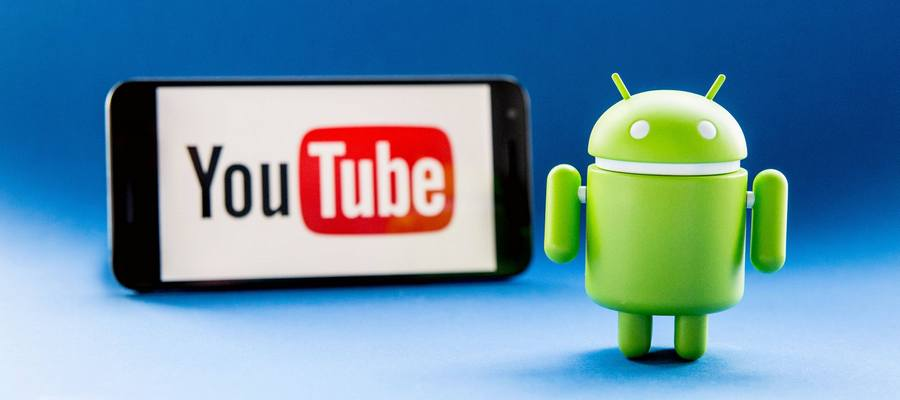YouTube на Android