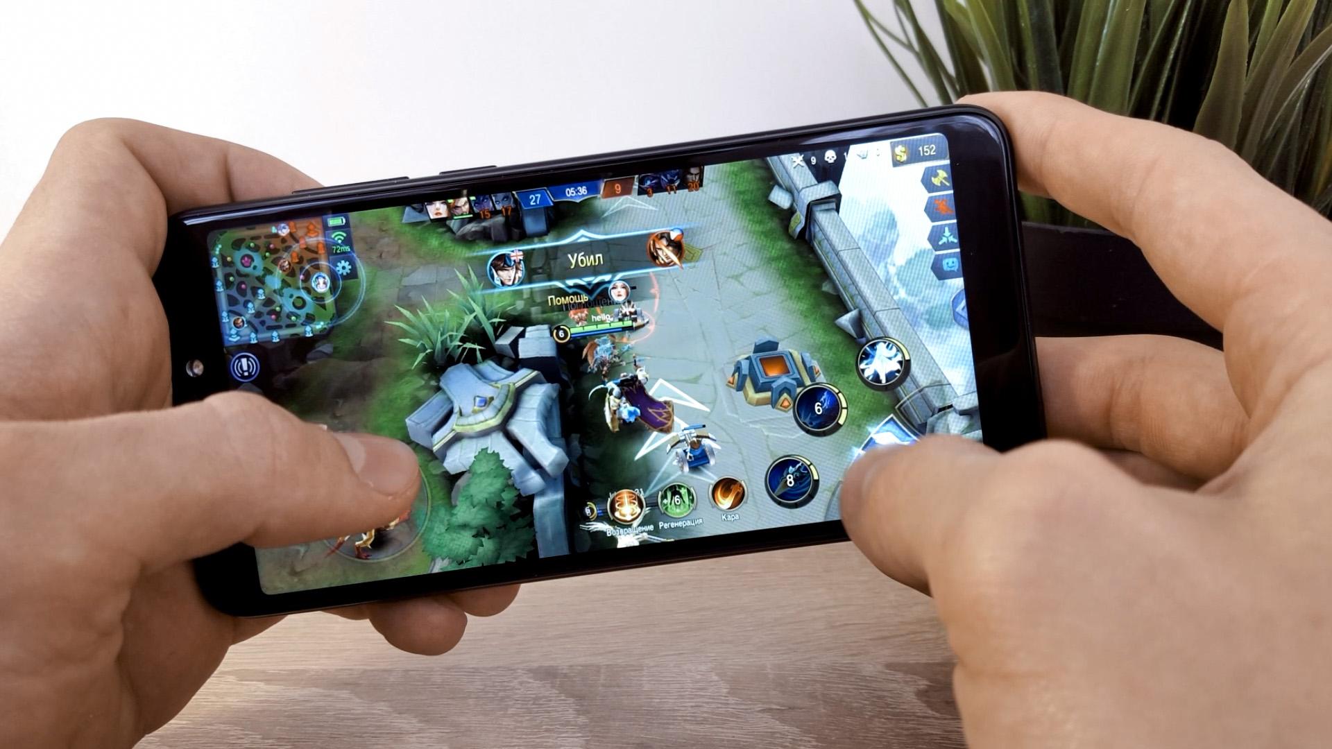 BQ Strike Power 4G Gaming