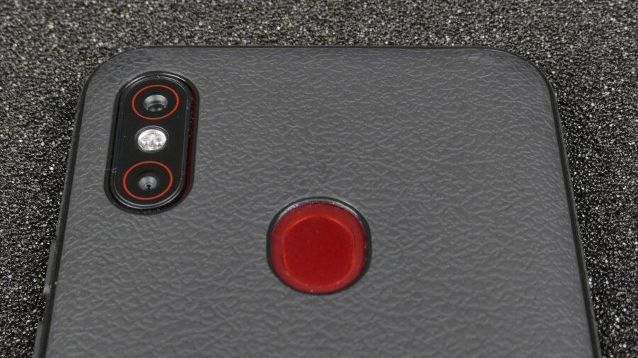 UMIDIGI F1 Play камера Samsung s5kgm1