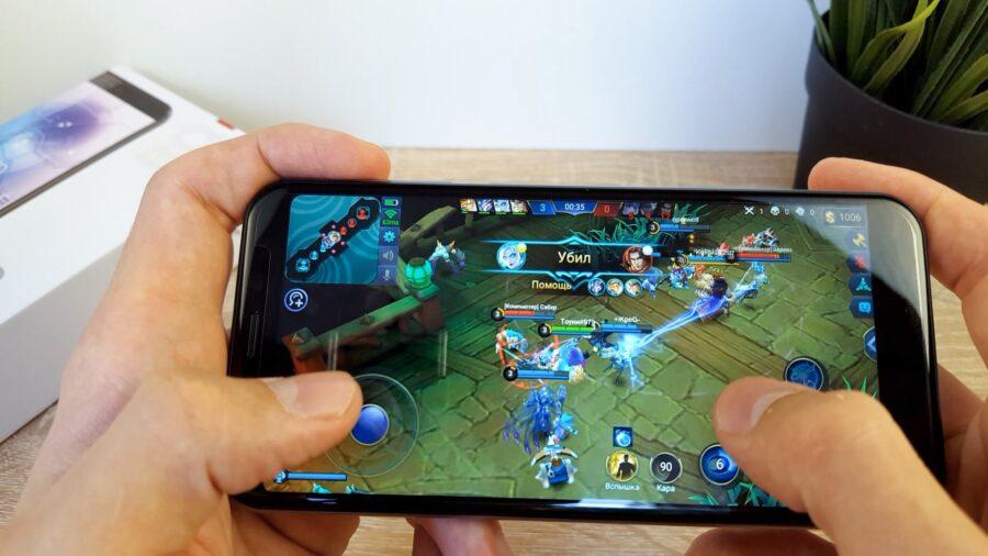BQ Strike Forward игры и производительность