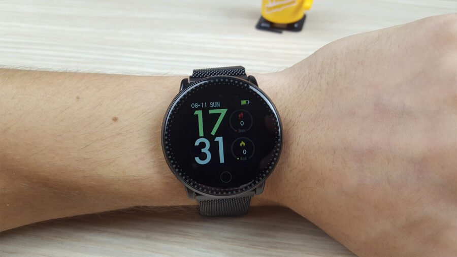 UMDIGI Uwatch 2 экран