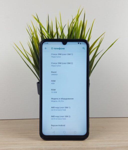 обзор UMIDIGI A5 Pro Версия Android 9