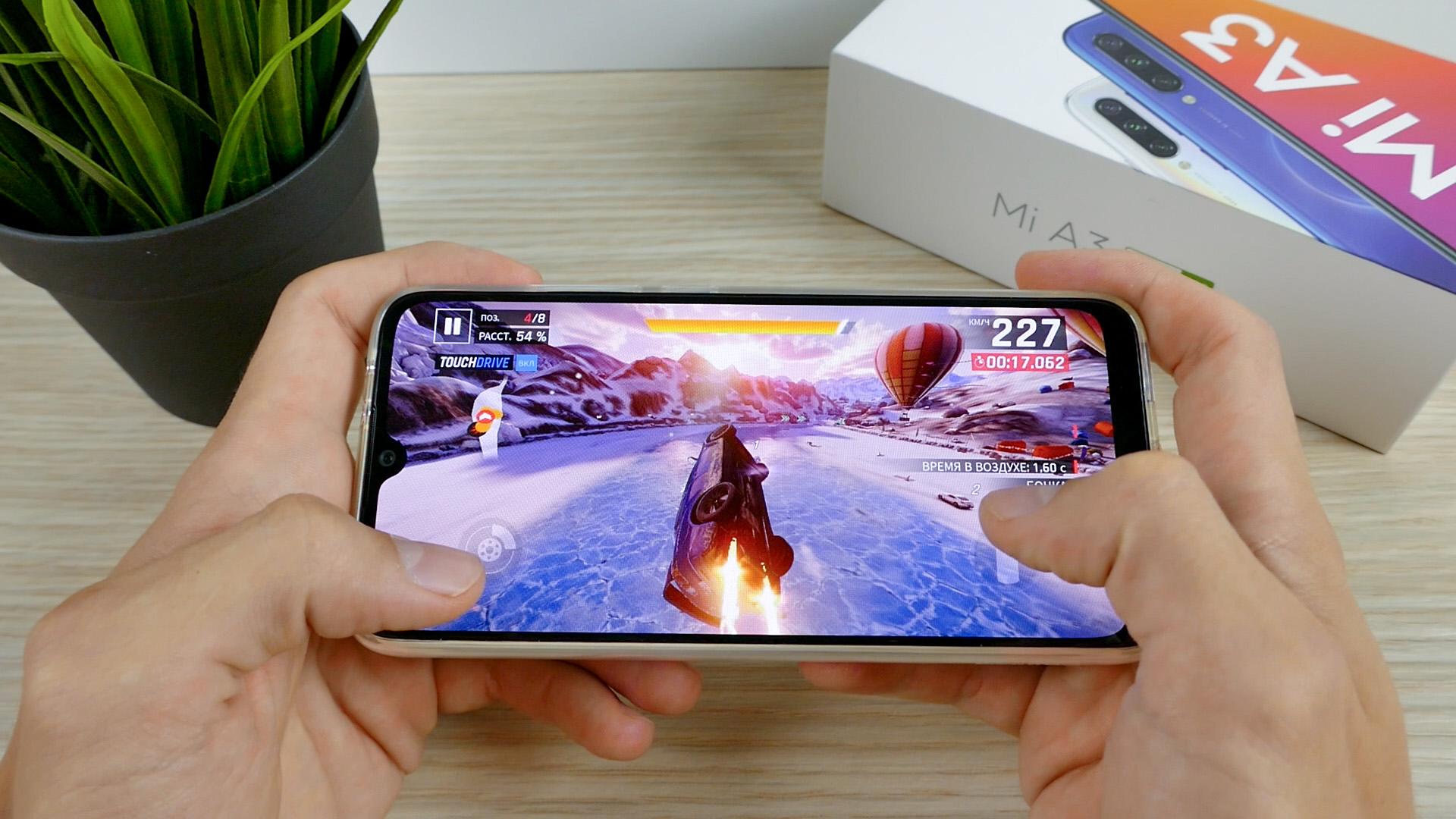 Полный обзор Xiaomi Mi A3 - игры